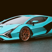 Lamborghini Sian 2020