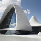 Zaha Hadid. Heydar Aliyev Cultural Center