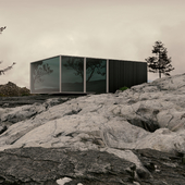minimalistic house