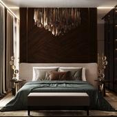 Второй проект Corso. Спальня