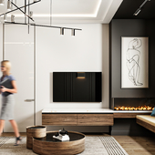 Kitchen | Livingroom