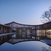 Jiangnan Courtyard   CGI (по референсу)