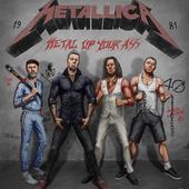 Metallica Фан-арт.