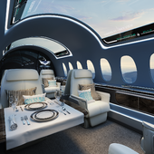 Aerion AS2 Supersonic Private Jet