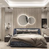 Спальня на берегу моря