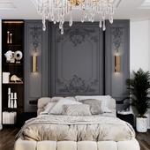 Master bedroom 30m
