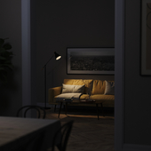 scandinavian style apartment 04