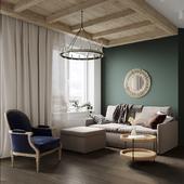 3D-VISUALIZATION OF LIVING ROOM