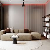 Red Lights apartment