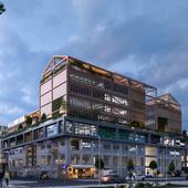 Транспортно-логистический центр, Амстердам
