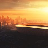 Сoncept of stadium