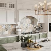 """Кухня из проекта """"Elegance"""""""