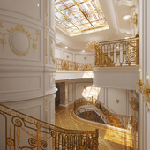 Staircase Hall