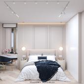 Bedroom 20 sq.m.