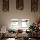 CGI -attic floor