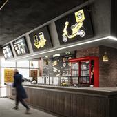 Restaurant design and visualization