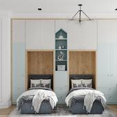 CHildren bedroom by Kamron