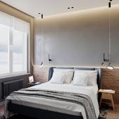 Спальня Фонвизинский