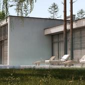 Cottage for rest