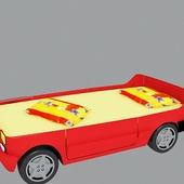 Bed-machine