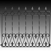 ограда -2