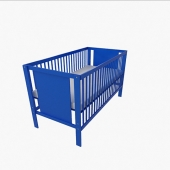 Cot baby-IKEA