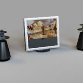 монитор с колонками Bang&Olufsen_Beolab5_Beovision9