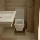 Туалет Duravit