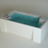 ванна АКВАТИКА Архитектура серия Н20