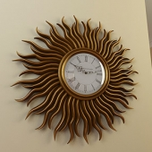 """profi"" wall clock"