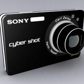 Sony W130 Black