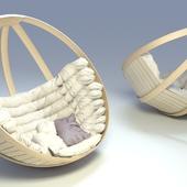 armchair by Designer Richard Clarkson