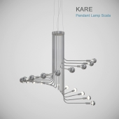 KARE / Pendant Lamp Scala