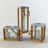 Lantern Nature, kare-design