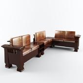 Средневековый диван