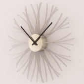 Wall Clock Chrome Synapse