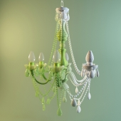 Starlight Green 6-arms