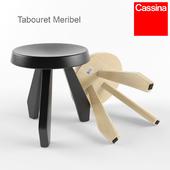 Cassina Tabouret Meribel