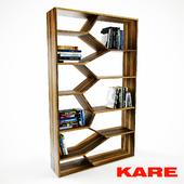 Kare \ Authentico Shelf Honeycomp