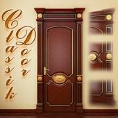 Дверь классический
