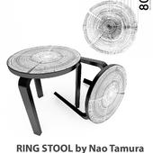 Stool Rings by Nao Tamura