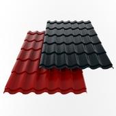 Metallic Tile