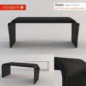 Calligaris Shape bench