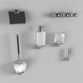 Dornbracht square accessories