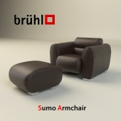 Bruhl Sumo Armchair