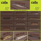 Furniture handles CEBI. Compilation # 1