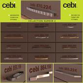Furniture handles CEBI. Compilation # 2