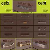 Furniture handles CEBI. Compilation # 3