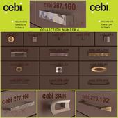 Furniture handles CEBI. Compilation # 4