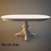 POTTERY BARN/TIVOLI DINING TABLE